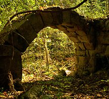 Historical Arch by Intheraine