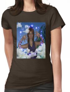 Head in the Clouds Womens Fitted T-Shirt