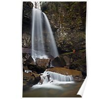 Melincourt Falls Poster