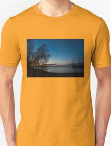 Lake Ontario Blue Hour T-Shirt
