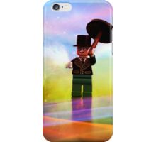 Penguin Arrives in Gotham iPhone Case/Skin