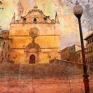 Spanish Church by pahit