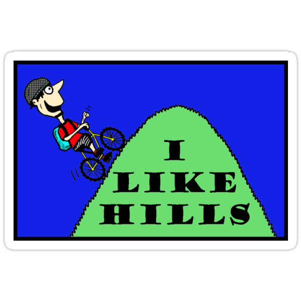 I Like Hills by LoobyLu