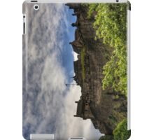 View to the castle iPad Case/Skin