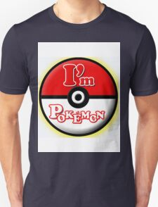 I am pokemon T-Shirt