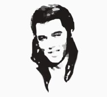 a elvis t-shirt  by ralphyboy
