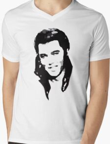 a elvis t-shirt  Mens V-Neck T-Shirt
