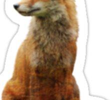 Forest guardian Sticker