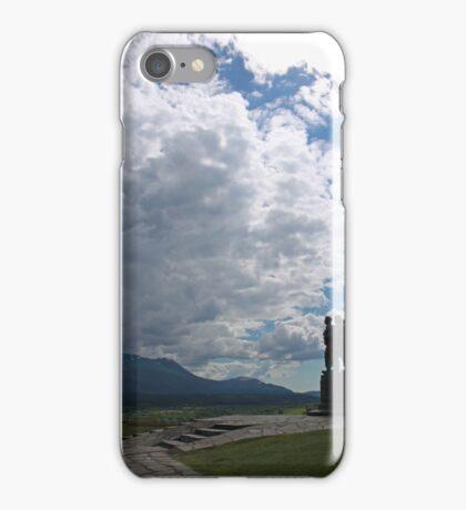 Commando War Memorial  iPhone Case/Skin