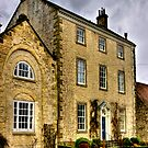 Town House - Helmsley (HDR) by Trevor Kersley