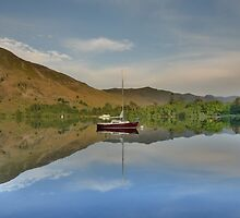 The Lake District: All Calm on Ullswater by Rob Parsons