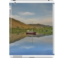 The Lake District: All Calm on Ullswater iPad Case/Skin