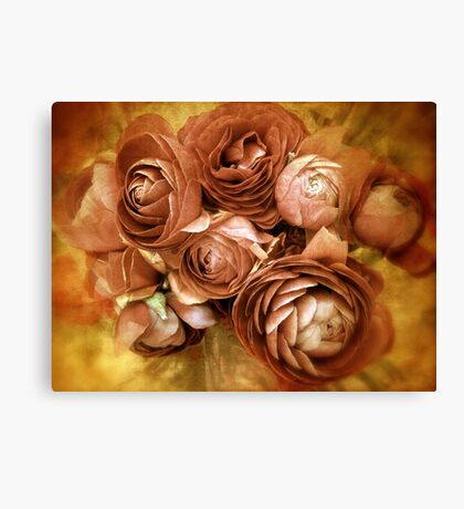 Vintage Light Canvas Print