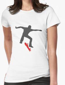 KickFlip Womens Fitted T-Shirt