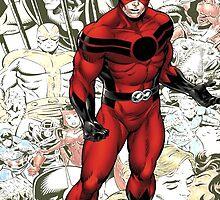 Ant-Man Classic Comic by stefanimorse
