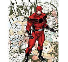 Ant-Man Classic Comic Photographic Print