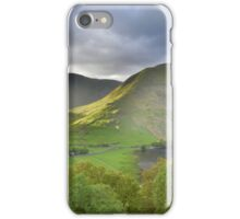 The Lake District: Light on Hartsop Dodd iPhone Case/Skin