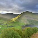 The Lake District: Light on Hartsop Dodd by Rob Parsons