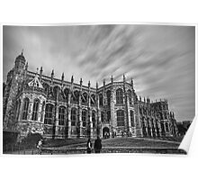 St. George's Chapel - Windsor Poster