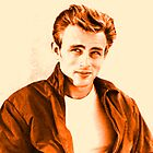 JAMES DEAN by KEITH  R. WILLIAMS