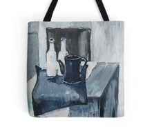 A restful and cool  painting, Tote Bag