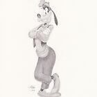 Goofy 01 by jayellbee