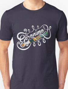 Doctor Who Geronimo! T-Shirt