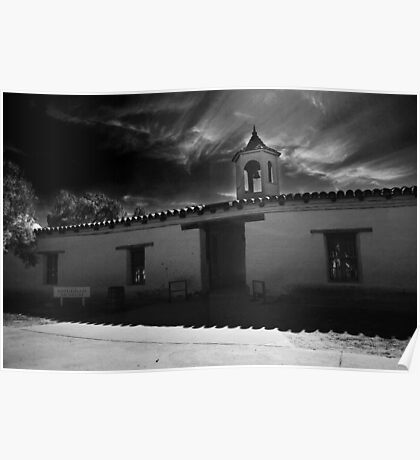 Hear the Mission Bells Poster