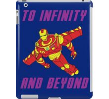 Iron Lightyear iPad Case/Skin