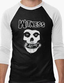 WITNESS Men's Baseball ¾ T-Shirt