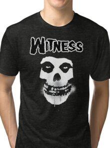 WITNESS Tri-blend T-Shirt