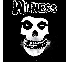WITNESS Photographic Print