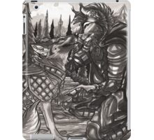 War Dog iPad Case/Skin