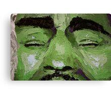 Bob Marley's Eyes Canvas Print