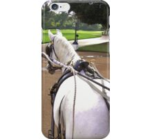 Driver's View iPhone Case/Skin