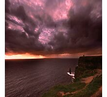 CLIFFS OF MOHER II Photographic Print