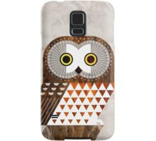 Saw Whet Owl Samsung Galaxy Case/Skin