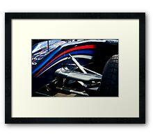 F1-2 Framed Print