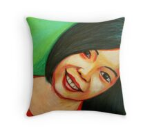 Sam Throw Pillow
