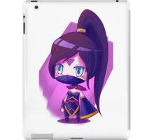 Lanaya Templar Assassin (chibi) super kawai version iPad Case/Skin