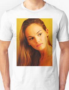 Jade Golden Headshot T-Shirt