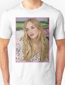 Jade in Garden T-Shirt
