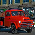 Another Stolen Red Pickup by Bryan D. Spellman