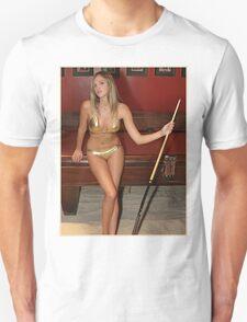 Jade at Pool Table T-Shirt