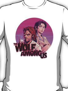 the wolf among us T-Shirt
