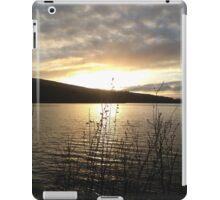 padarn lake view  iPad Case/Skin