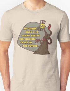 Great Race of Who? T-Shirt