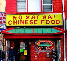 Chinese Food by Elizabeth Hoskinson