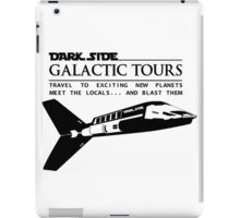 Dark Side Galactic Tours iPad Case/Skin