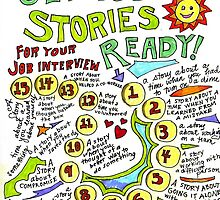 Job Seekers, Get Your Stories Ready!  by humanworkplace